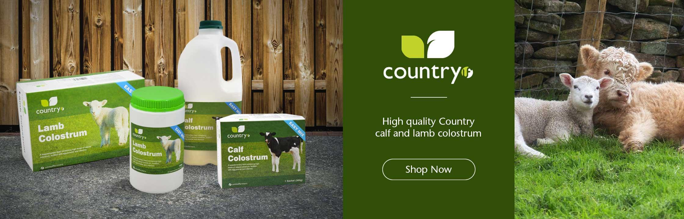 Country Colostrum
