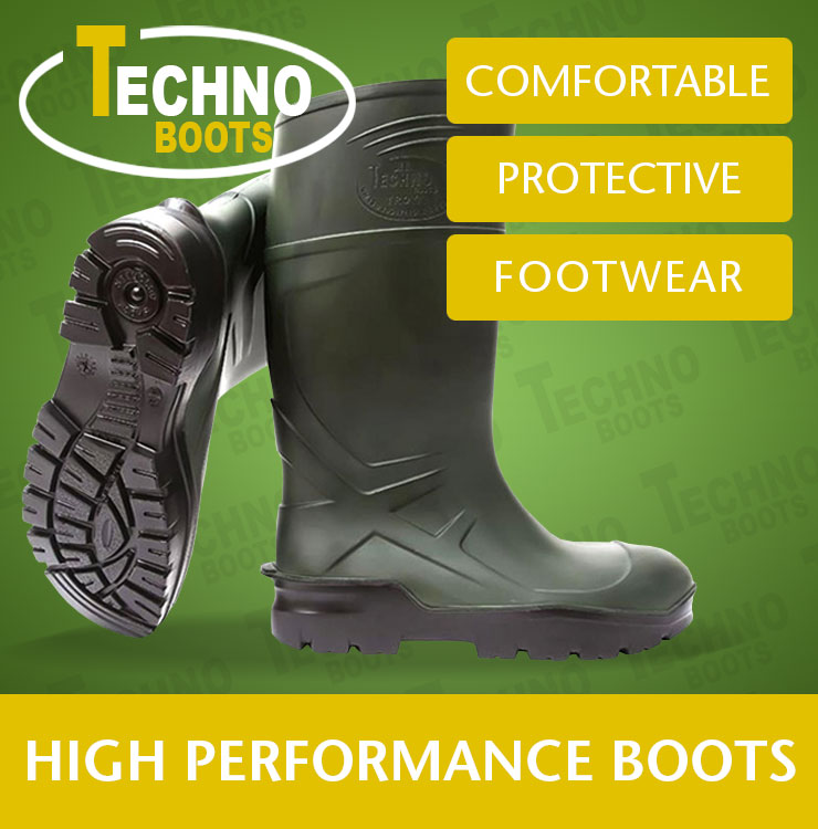 Techno Wellingtons image