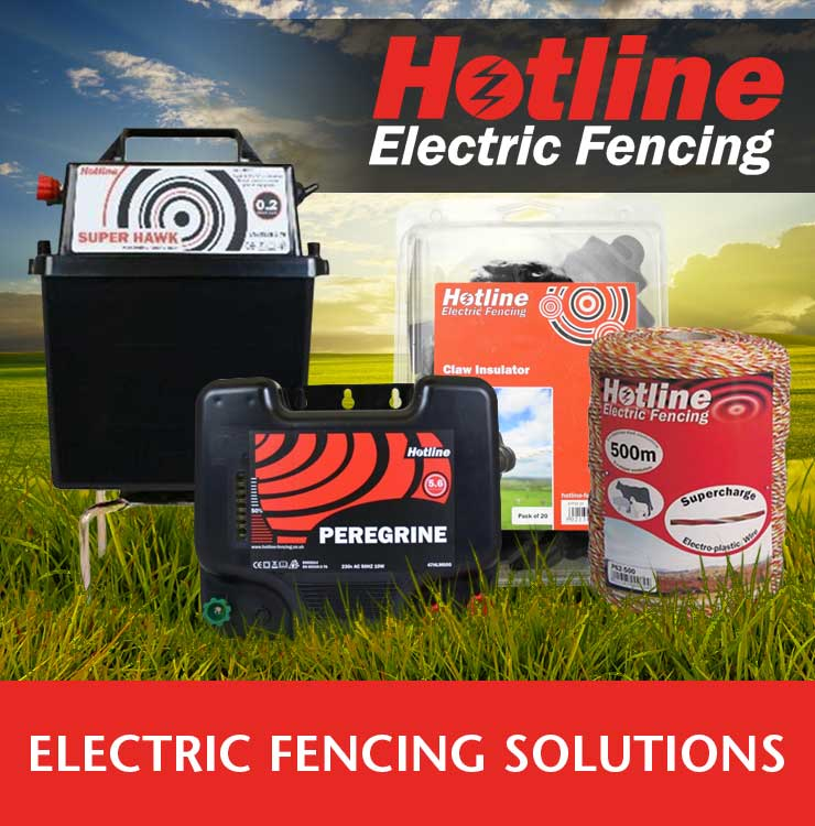 Hotline Electric Fencing  image