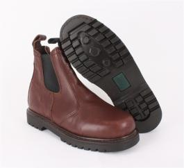 Hoggs Shire Non Safety Dealer Boot  image