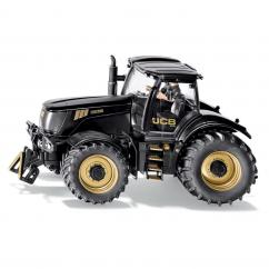 Siku 3267 Gold and Black JCB 8250 Tractor with Driver image