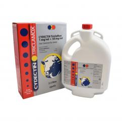 Cydectin Triclamox Sheep Drench 2.5L image