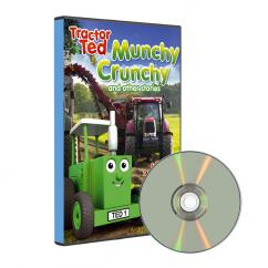 Tractor Ted Munchy Crunchy & Stories DVD image