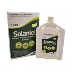 Solantel Oral Suspension Fluke Drench for Sheep  image