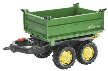Rolly John Deere Green Mega Trailer  image