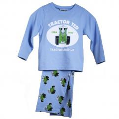 Tractor Ted Long Sleeve Pyjamas  image