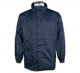 Regatta Packaway II Navy Jacket image