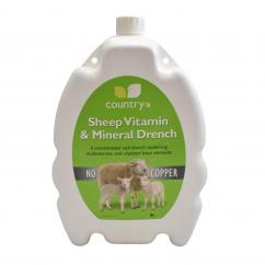 Country Sheep Vitamin & Mineral Drench No Copper  image
