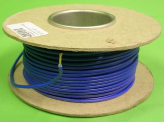 14/0.3 Single Core Blue Cable (for vehicle electrics) image