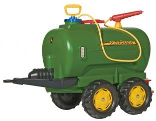 Rolly John Deere Tanker with Pump  image