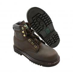 Hoggs Jason Non Safety Brown Laced Boot  image