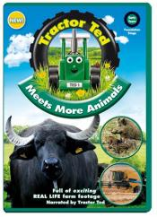 DVD Tractor Ted Meets More Animals image