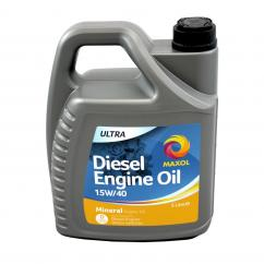 Maxol Ultra Diesel Engine Oil  image