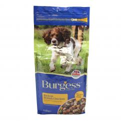 Burgess Adult Complete British Chicken Dry Dog Food  image