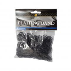 Black Plaiting Bands image