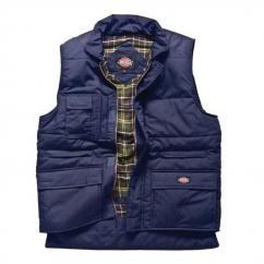 Dickies Professional Combat Bodywarmer in Navy  image