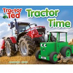 Tractor Ted Story Book Tractor Time image