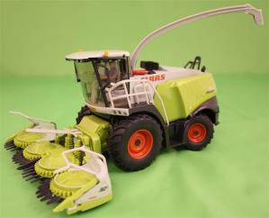 Siku Claas Jaguar 960 Forage Harvester  image