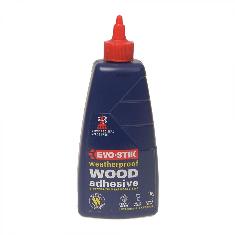 Buy Evo Stick Weatherproof Wood Adhesive 500ml from Fane