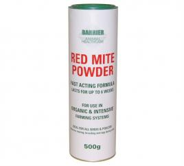 Barrier Red Mite Powder image