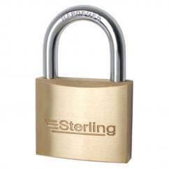 Sterling Brass Padlock 40mm image