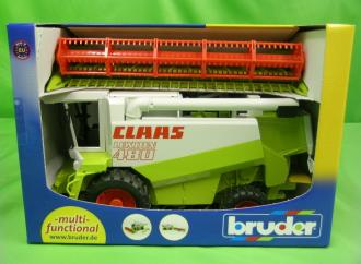 Bruder Claas Lexion 480 Combine Harvester  image