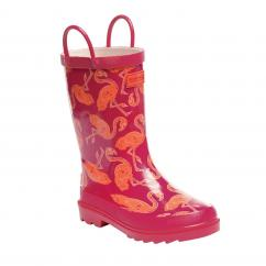 Regatta Kids Minnow Duchess Satsuma Wellington Boots  image