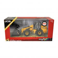 Britains 43231 JCB TM420 Loader image