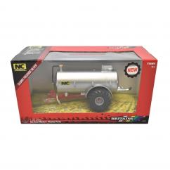 Britains 43238 NC Slurry Tanker Fieldside Silver image