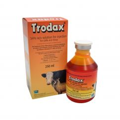 Trodax Fluke Injection for Cattle & Sheep  image