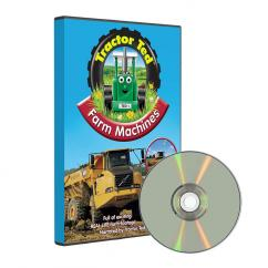 Tractor Ted Big Machines  image