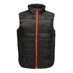 Regatta Ladies Aerolight Black Bodywarmer  image