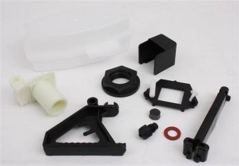 Fisher Alvin Complete Valve Assembly Plastic Connector image