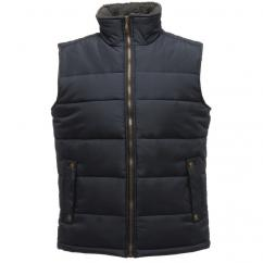 Regatta Altoona Mens Navy Bodywarmer  image