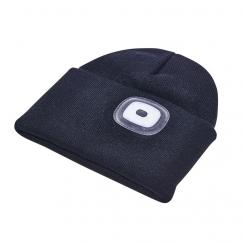 Amtech USB Rechargable SMD LED Beanie Hat  image