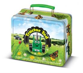 Tractor Ted Lunch Tin image