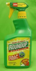 Fast Action Round Up Weedkiller  image