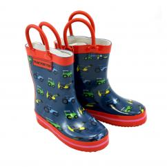 Tractor Ted Design Wellingtons  image