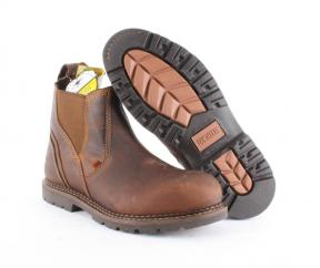 Buckler Brown Dealer Steel Toe & Steel Midsole Safety Boots  image