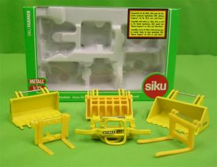 Siku Accessories for Front Loader  image
