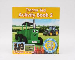 Tractor Ted Activity Book 2 image