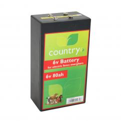Country Electric Fence Battery PP8 / 6V 80Ah image