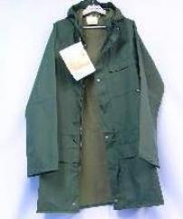 Delamere Waterproof Jacket Unlined in Green image
