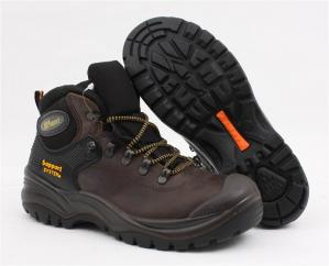 Grisport Contractor Safety Boot in Brown  image