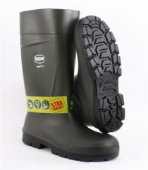 Agrilite Safety Green Wellingtons   image