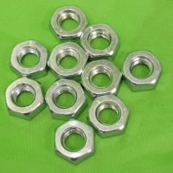 Sparex Hexagon M10 Nuts  image