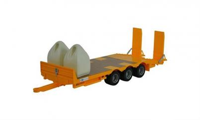 Britains Big Farm Kane Low Loader Trailer  image