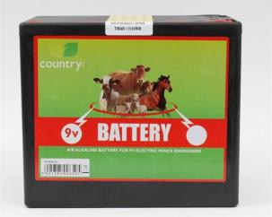 Electric Fencer Battery 9v 120ah image