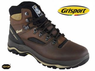 Grisport Quatro Walking Boot Brown  image