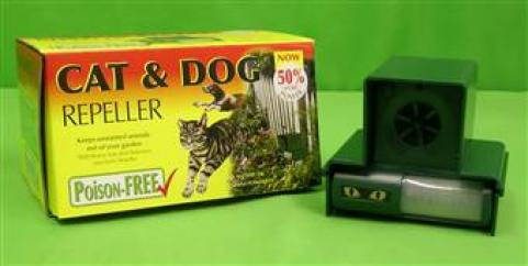 The Big Cheese Cat & Dog Repeller  image